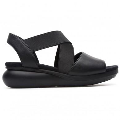 CAMPER Women's crossed strappy sandal  art. K200761 shopping online Naturalshoes.it
