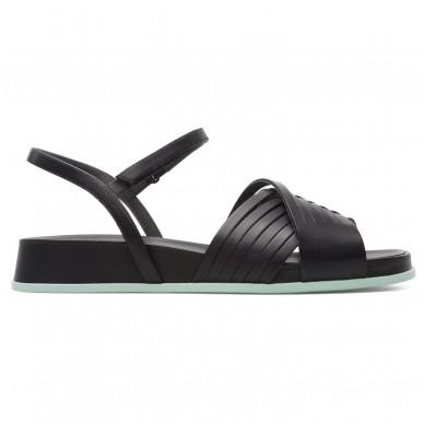 CAMPER model crossed sandal for women model ATONIK art. K200788 shopping online Naturalshoes.it