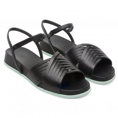 Sandalo a fasce incrociate da donna CAMPER modello ATONIK art. K200788 in vendita su Naturalshoes.it