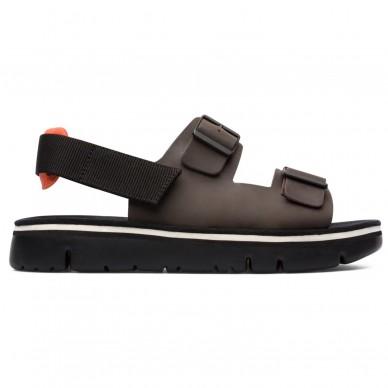CAMPER Sandal with adjustable straps for men model ORUGA art. K100287 shopping online Naturalshoes.it