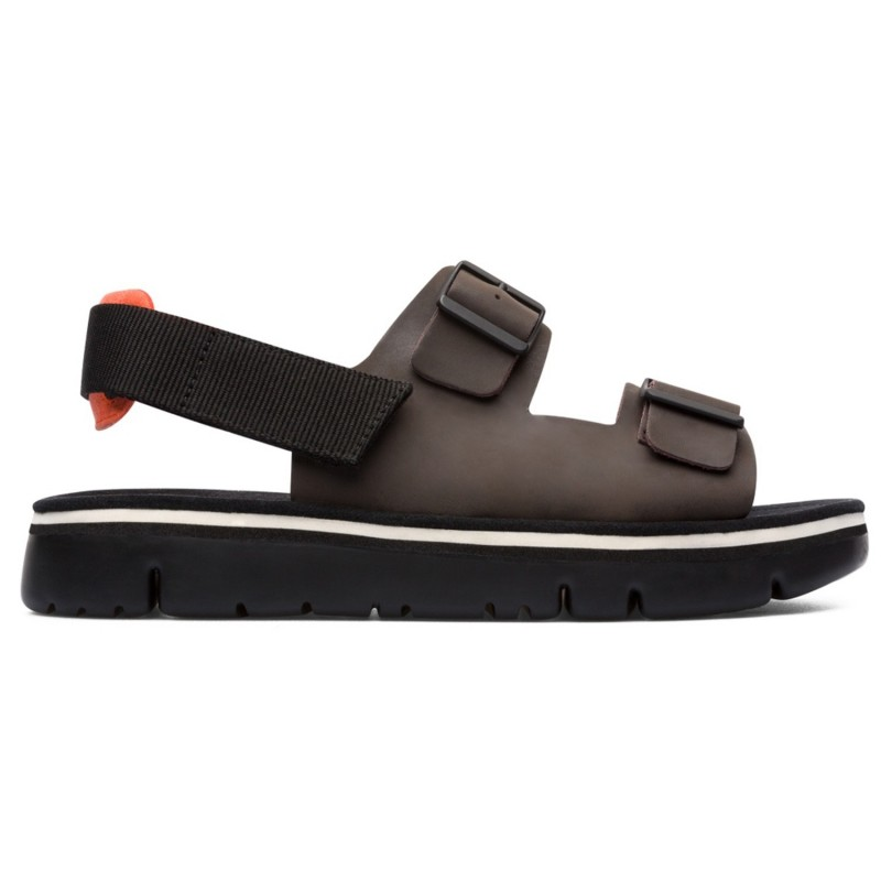 6327e75f4931 CAMPER Sandal with adjustable straps for men model ORUGA art. K100287  shopping online Naturalshoes.