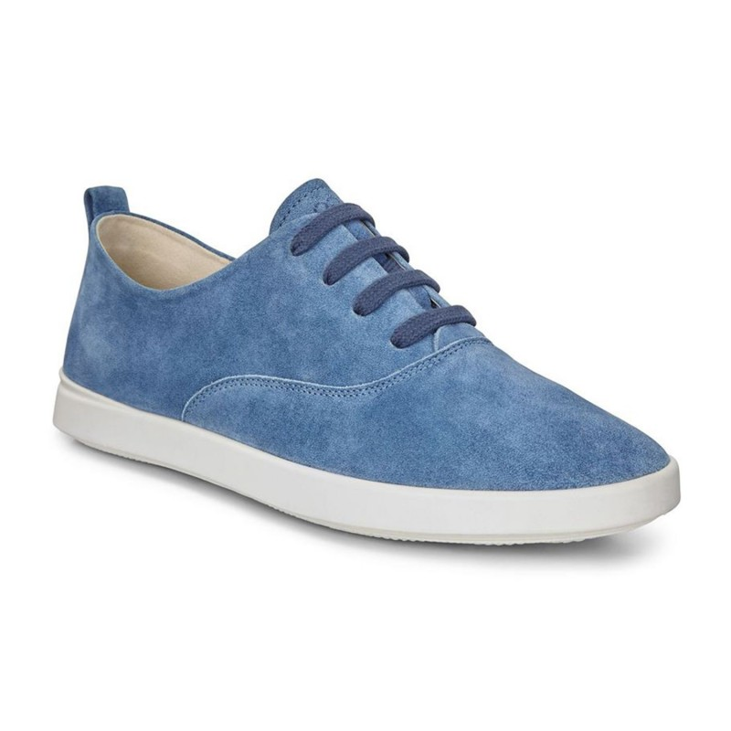ECCO Woman's lace-up sneaker model LEISURE art. 20500301325 shopping online Naturalshoes.it