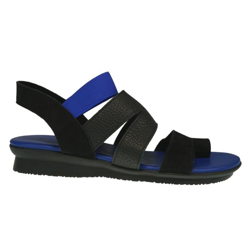ARCHE Women's bandeau sandal with adjustable AURHEO strap shopping online Naturalshoes.it