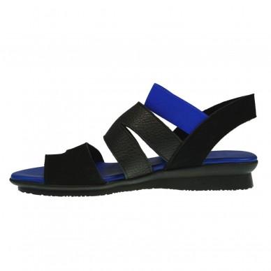 ARCHE Damen Bandeau-Sandale mit verstellbarem AURHEO-Riemen in vendita su Naturalshoes.it