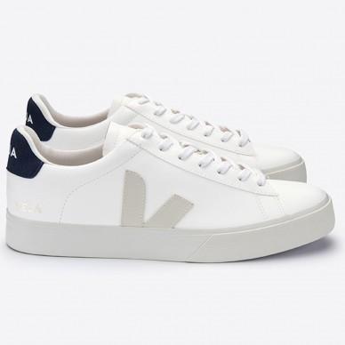 VEJA Herren Sneaker CAMPO Modell Art.-Nr. CPM071856 - VEGAN in vendita su Naturalshoes.it