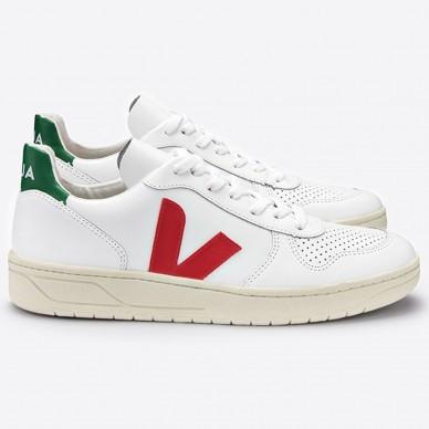 VEJA marker Herren Sneaker Modell V 10 Kunst. VXM021788 in vendita su Naturalshoes.it