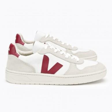 VEJA brand Woman sneaker model V 10 B-MESH art. VXW011314 shopping online Naturalshoes.it