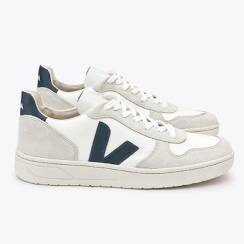 Sneaker da donna del marchio VEJA modello V 10 B-MESH art. VXW011380 in vendita su Naturalshoes.it