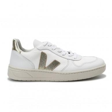VEJA brand Woman sneaker model V 10 B-MESH art. VX011781 shopping online Naturalshoes.it