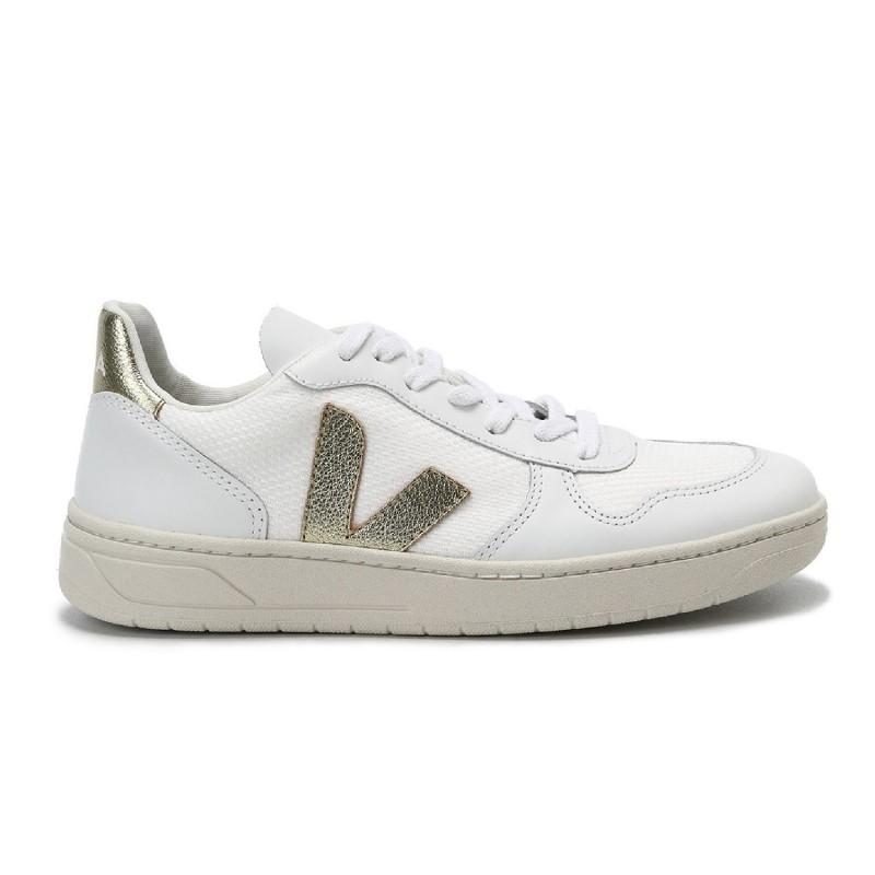 Sneaker da donna del marchio VEJA modello V 10 B-MESH art. VXW011781 in vendita su Naturalshoes.it