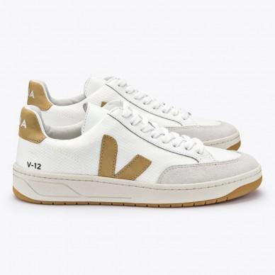 VEJA brand Woman sneaker model V12 B-MESH art. XDW011539 shopping online Naturalshoes.it