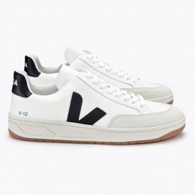 VEJA marke Herren-Sneake modells V12 B-MESH art. XDM011537 in vendita su Naturalshoes.it