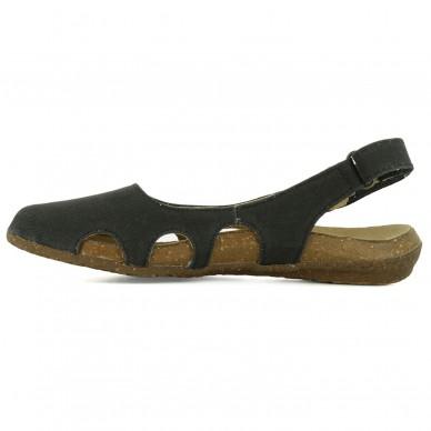 EL NATURALISTA Women's shoes model WAKATAUA art. N415T - VEGAN shopping online Naturalshoes.it