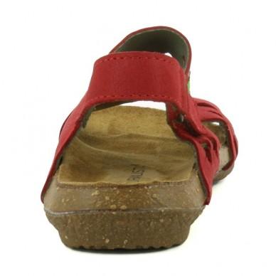 Sandalo da donna traforato EL NATURALISTA modello WAKATAUA art. N5061 in vendita su Naturalshoes.it