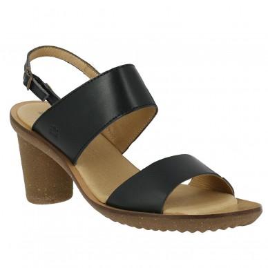 EL NATURALISTA Sandale mit breiten schärpe von frau modell TRIVIA art. N5154 in vendita su Naturalshoes.it