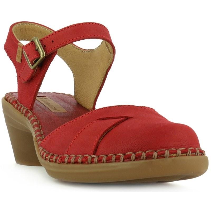prezzo ufficiale in vendita all'ingrosso scegli il più recente EL NATURALISTA model AQUA women's sandal art. N5324T - VEGAN