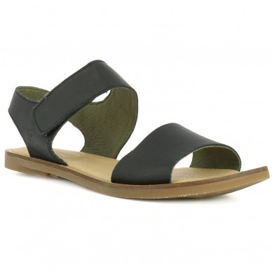 EL NATURALISTA Bandeau sandal for women model TULIP art. NF30 shopping online Naturalshoes.it
