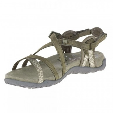 MERRELL Frauensandale Modell TERRAN LATTICE II Kunst. J98756 in vendita su Naturalshoes.it