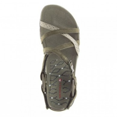 J98756 - Sandalo da donna MERRELL modello TERRAN LATTICE II in vendita su Naturalshoes.it