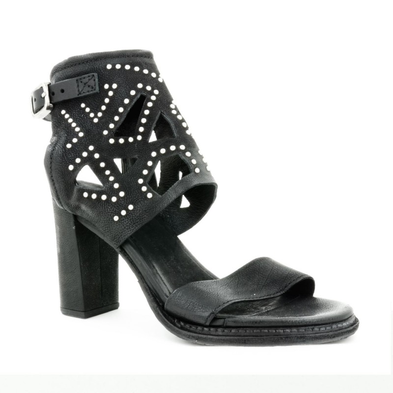 AS98 Woman sandal model BASILE art. 589019 shopping online Naturalshoes.it