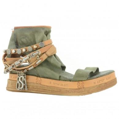 Sandalo da donna AS98 modello LAGOS 19 art. 692006 in vendita su Naturalshoes.it