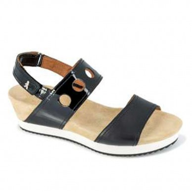 BENVADO women's sandal TORINO line model JACKIE shopping online Naturalshoes.it