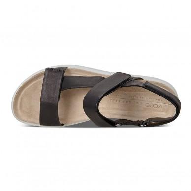 ECCO women's sandal CORKSPHERE model art. 27181301001 shopping online Naturalshoes.it