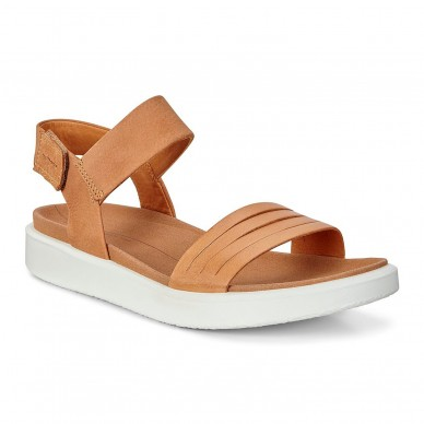 ECCO women's sandal FLOWT W model art. 27360351323 shopping online Naturalshoes.it