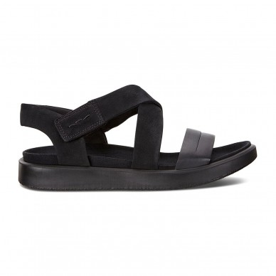 ECCO women's sandal FLOWT W model art. 27361351052 shopping online Naturalshoes.it