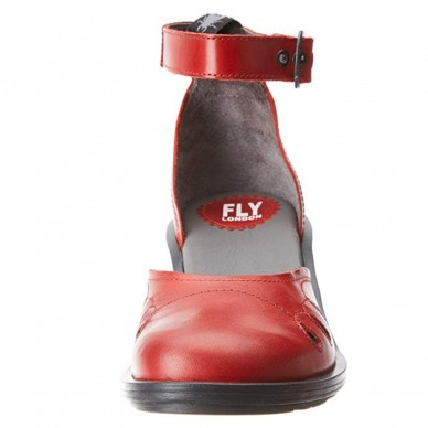 FLY LONDON Women's Ankle Strap Shoes CEMI434FLY model shopping online Naturalshoes.it