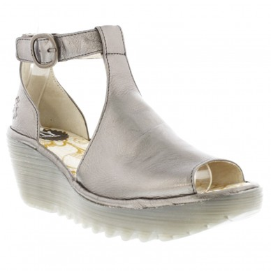 FLY LONDON women's sandal YOLA004FLY model shopping online Naturalshoes.it