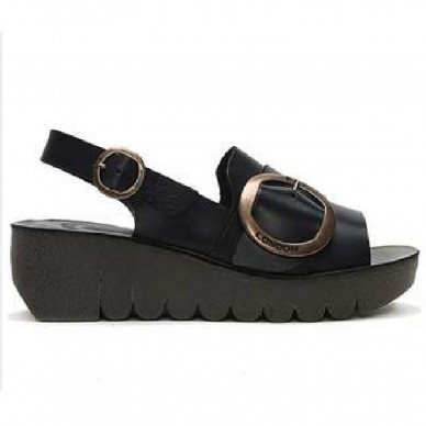 FLY LONDON women's sandal YAVI458FLY model shopping online Naturalshoes.it