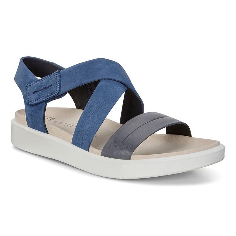 27361352625 - Sandalo da donna ECCO modello FLOWT in vendita su Naturalshoes.it