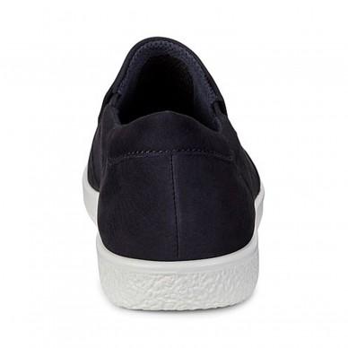 ECCO Women's shoe model SOFT 1 LADIES art. 40055302303 shopping online Naturalshoes.it