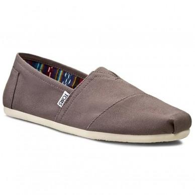 TOMS Espadrilla for men model CANVAS CLASSIC ALPARGATA M art. 10000864  shopping online Naturalshoes.it