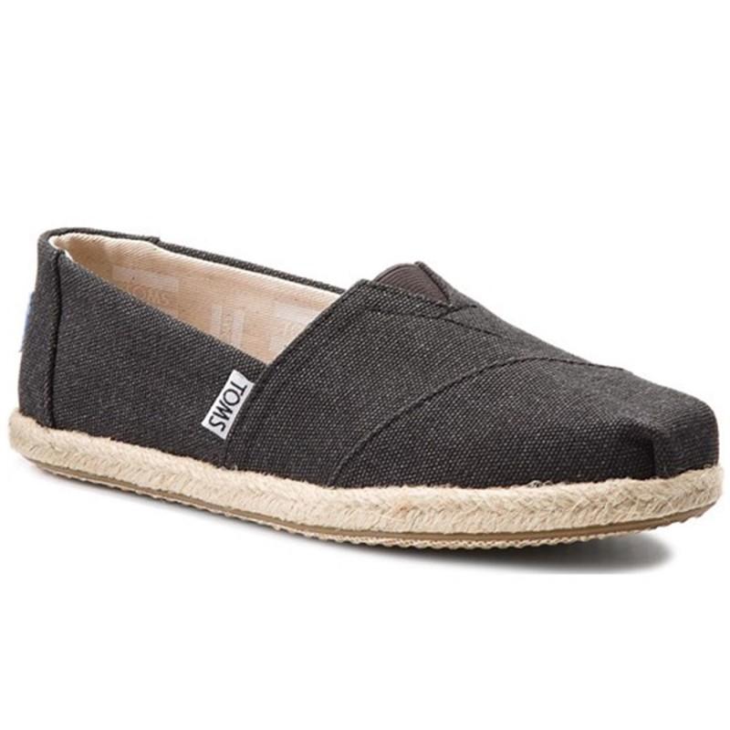 TOMS women's espadrille ALPARGATA model art. 10009751 shopping online Naturalshoes.it