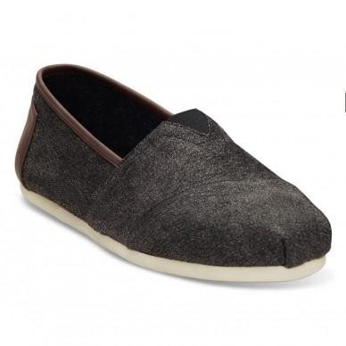 TOMS Espadrilla for men model HERRINGBONE art. 10009204 shopping online Naturalshoes.it