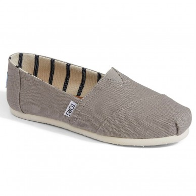 TOMS women's espadrille CLASSICS model art. 10011665 shopping online Naturalshoes.it