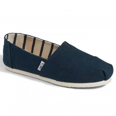 TOMS women's espadrille CLASSICS model art. 10011671 shopping online Naturalshoes.it