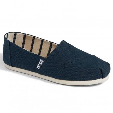 TOMS men's espadrille CLASSICS model art. 10011704 shopping online Naturalshoes.it