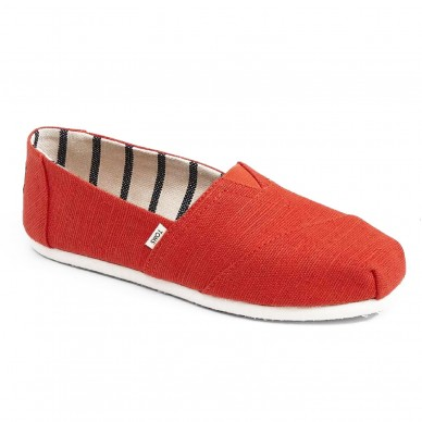 TOMS woman shoe model ALPARGATA art. 10013503 shopping online Naturalshoes.it