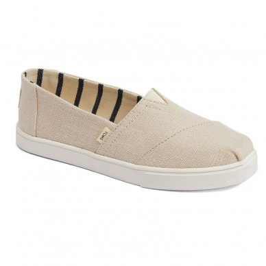 Scarpa da donna TOMS modello CUPSOLE ALPARGATA art. 10013500 in vendita su Naturalshoes.it