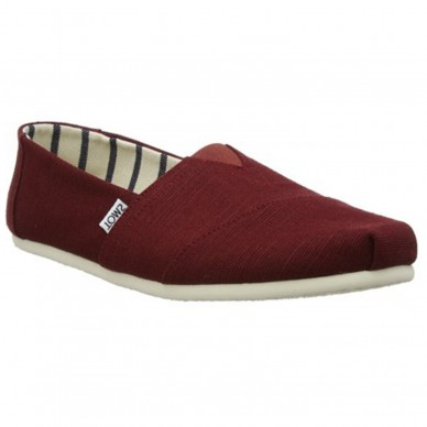 TOMS Herrenschuh Modell CLASSICS Art.-Nr. 10011717 in vendita su Naturalshoes.it