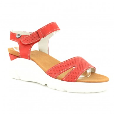 Sandalo a fasce da donna ONFOOT art. O80103 shopping online Naturalshoes.it
