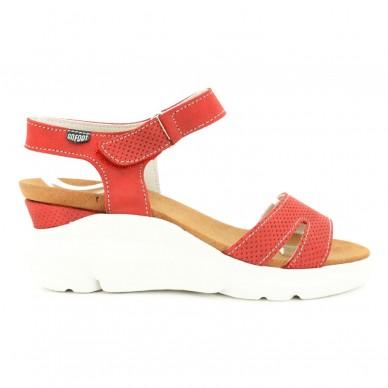 Sandalo a fasce da donna ONFOOT art. O80103 in vendita su Naturalshoes.it