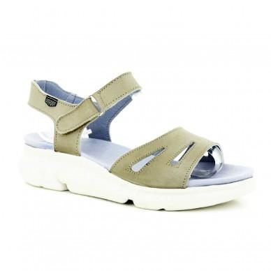 Sandalo a fasce da donna ONFOOT art. O90002 in vendita su Naturalshoes.it
