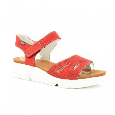 Sandalo a fasce da donna ONFOOT art. O90102 in vendita su Naturalshoes.it