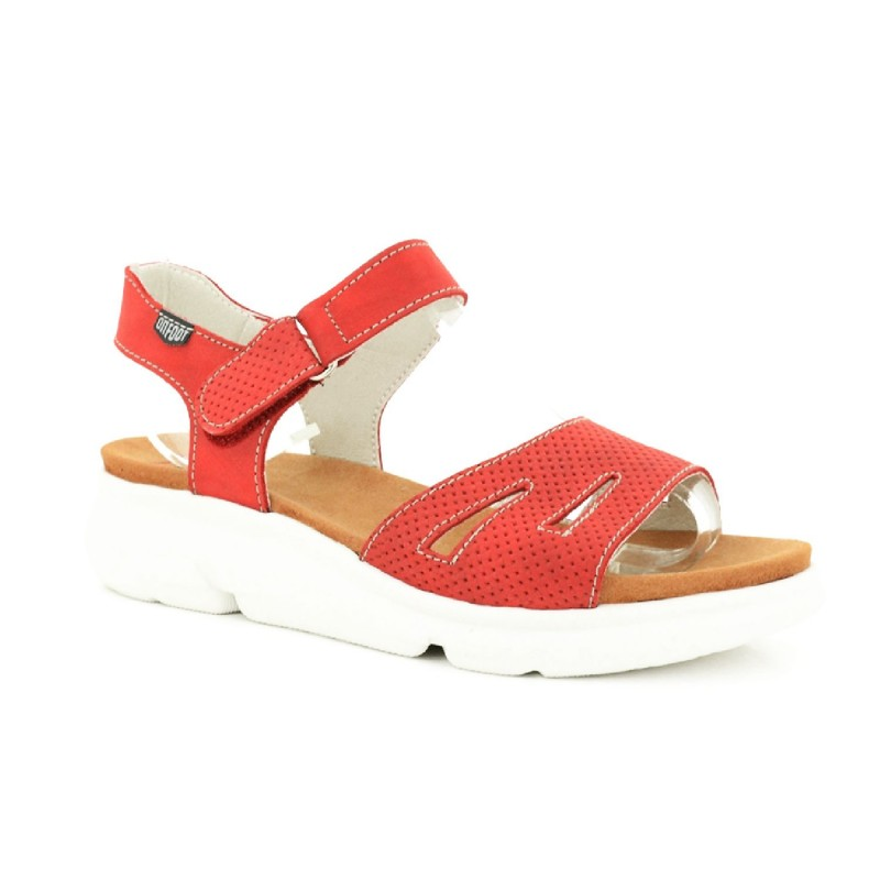 ONFOOT women's sandal with bands O90102 shopping online Naturalshoes.it