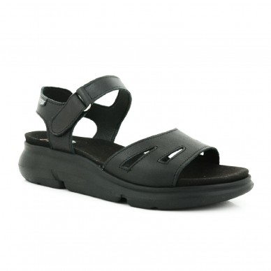 ONFOOT Bandeau-Sandale für Damen mit verstellbarem Knöchelriemen Modell BORA art. O90302 in vendita su Naturalshoes.it
