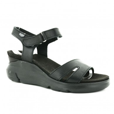 ONFOOT Bandeau sandal for women with adjustable ankle strap model JAVA art. O80303 shopping online Naturalshoes.it